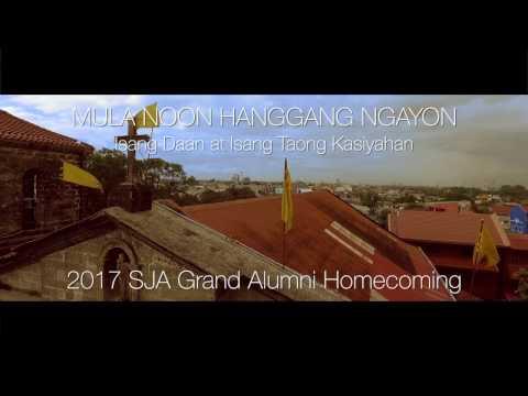 SJA 2017 Grand Alumni Homecoming Teaser