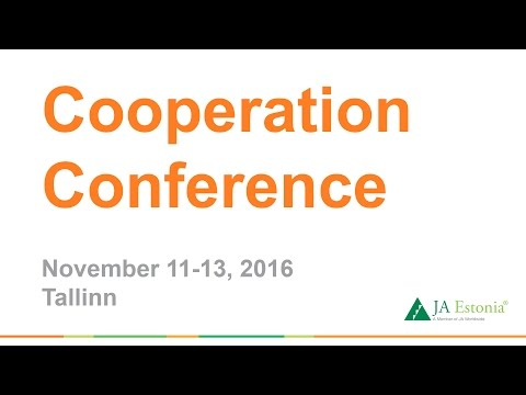 Central Baltic Enterprise without Borders: Cooperation Conference | Tallinn 2016