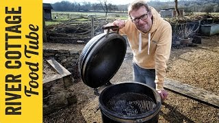 Top Tips for Hot Smoking on Your BBQ | Steve Lamb