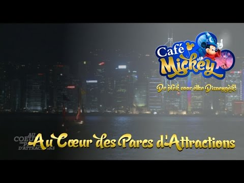 [2011] Au Coeur des Parcs d'Attractions - Hong Kong Disneyland