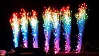 【4K】2020 New Year Fireworks 大晦日新春花火(七久保煙友会)ダイジェスト