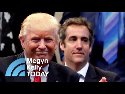 Panel Talks Cohen And Paul Manafort's Guilty Pleas, If Trump Could Be Impeached | Megyn Kelly TODAY