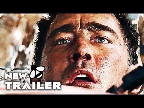 REVOLT International Trailer (2017) Lee Pace Sci-Fi Movie