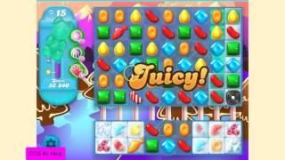 Candy Crush Soda Saga Level 650 NO BOOSTERS