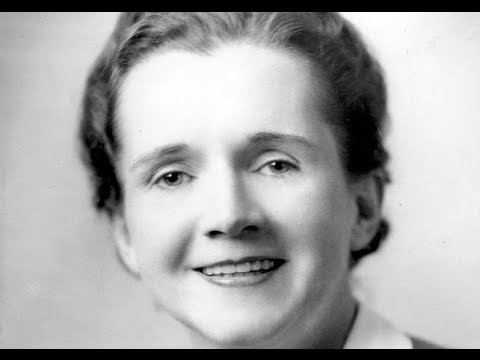 What Did Rachel Carson Discover? Silent Spring, Quotes, Biography, Accomplishments (2001)