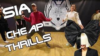 Sia Cheap Thrills Remix Ft Sean Paul Choreography Feriz Sula The Clan