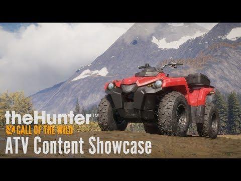 TheHunter: Call Of The Wild - ATV Showcase