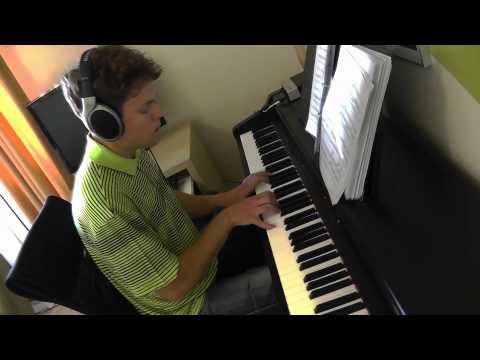 Michael Jackson - You Are Not Alone - Piano Cover - Slower Ballad Cover