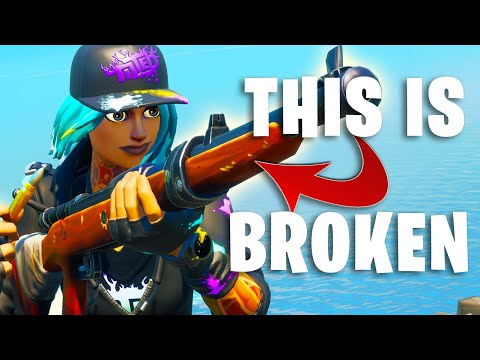 Nerf The Hunting Rifle...