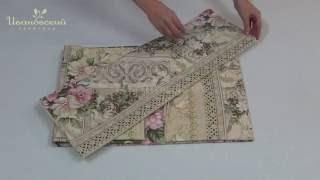 Ивановский текстиль - Постельное белье перкаль(, 2015-11-17T06:31:07.000Z)