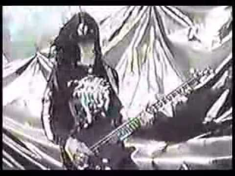 Cradle of filth live 1994 Haunted Shores :)