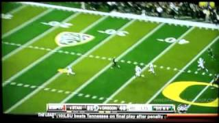 Oregon Ducks Football 2010-11 Highlight Video