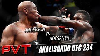 Analisando UFC 234, Anderson Silva x Israel Adesanya - com Cristiano Marcello