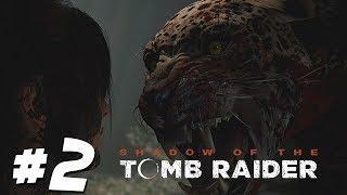 เจอเสือน้อยคอยกัดหู - Shadow Of The Tomb Raider - Part 2