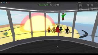 bomba atomowa w Roblox