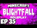 Blightfall: Minecraft Modded Adventure Ep.35 - ABANDONED CITY!!! (Modded Roleplay)