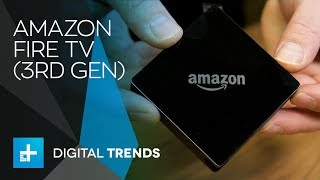 amazon fire tv 3rd gen   hands on review