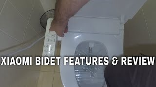 Xiaomi SmartMi Review and features, smart heated toilet seat