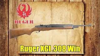 Video The Rare Ruger XGI .308 Win Rifle download MP3, 3GP, MP4, WEBM, AVI, FLV Januari 2018