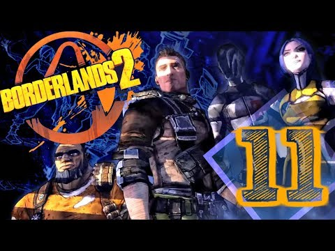 A GOOD OLD FASHION TRAIN ROBBERY | Zero Playthrough Funny Moments and Drops | Borderlands 2 #11