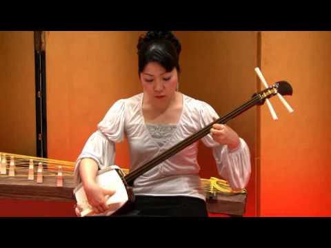 musique traditionnelle japonaise quatuor youtube. Black Bedroom Furniture Sets. Home Design Ideas