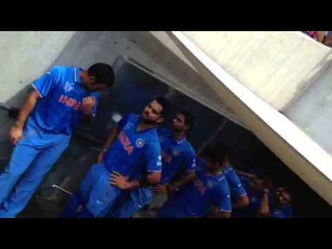 Dressing Room - Cricket World Cup 2015