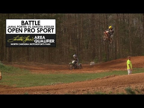 Carolina Motorsports Park >> Dakota Kessler vs. Jamal Porter - North Carolina ...