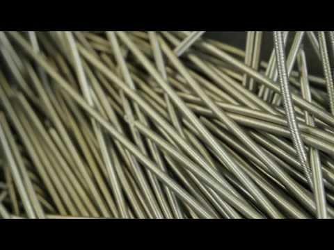 Mollificio Rizzato | Metal springs production, Italy