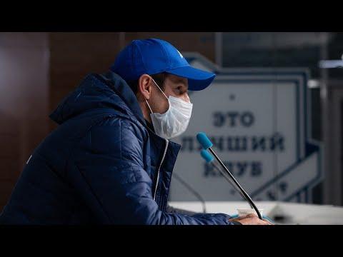 «Зенит» — «Сочи»: послематчевая пресс-конференция