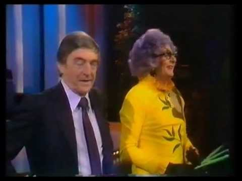 Dame Edna Everage (Barry Humphries) 1982