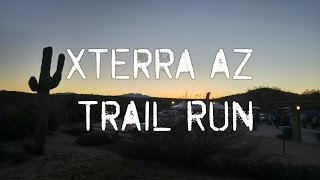 XTERRA Arizona Trail Run - McDowell Mountain