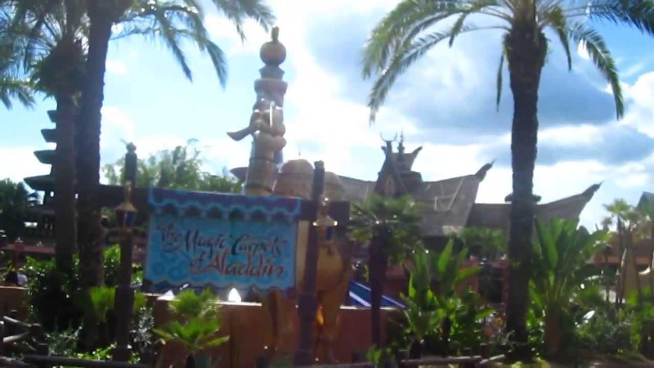 Aladdin Camel Spit