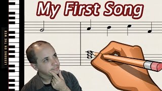 Gambar cover Your First Music Composition Lesson - For Beginners
