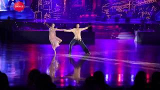 Anton Karpov and Elena Khvorova. Rumba. Showcase. World Kremlin Cup 2013
