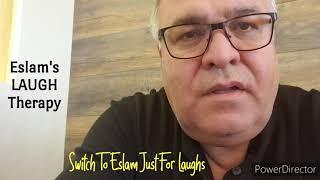 Eslam's Laugh 😂 Therapy تنظیم باد