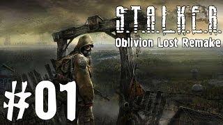 S.T.A.L.K.E.R. Oblivion Lost Remake 1 - Начало