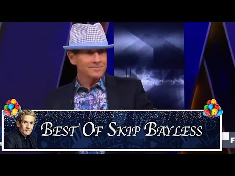 Skip Bayless is the GOAT for NBA commentating. I have never been so entertained from a talk show but skip is absolutely classic. The NBA is REALLY going to miss him when he retires