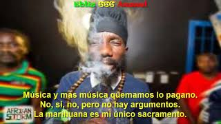 Sizzla — Smoke marijuana (subtitulada).