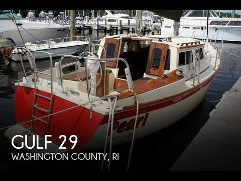 [UNAVAILABLE] Used 1980 Capital Yachts 29 Gulf in East Greenwich, Rhode Island