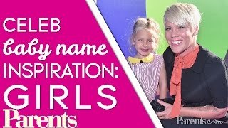 Celeb Baby Name Inspiration: Girl Names | Parents