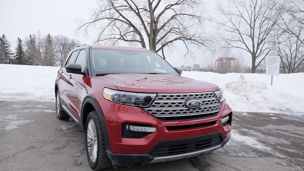 KILOWATT-HEURE | Essai du Ford Explorer hybride 2021 [VIDÉO]
