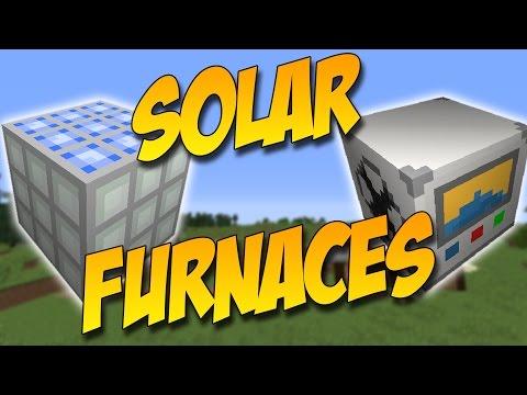 1 7 10 Solar Furnaces Mod Download Minecraft Forum