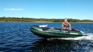 Рыбалка на реке Собь