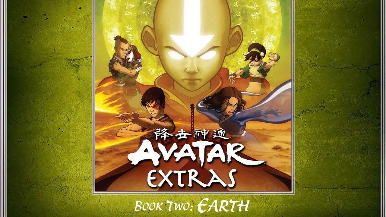 Download Avatar Extras (Book 2) | Avatar: The Last Airbender
