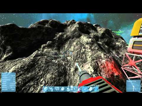 Space Engineers Tutorial 2 - Inventory, Control Panels, Mining