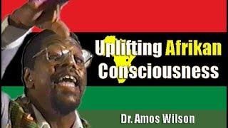 Dr. Amos Wilson | Uplifting African Consciousness (11Sep94)