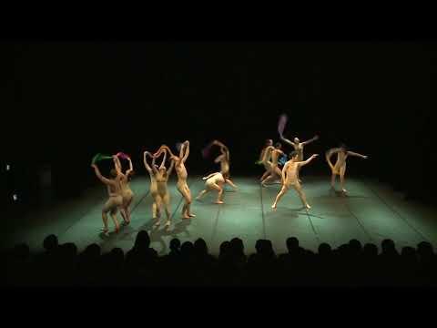山本裕ダンス作品「nuide」
