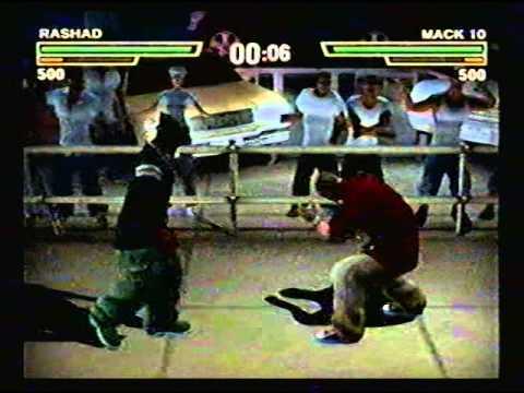Def Jam Fight for NY - Rashad's Story Part 11