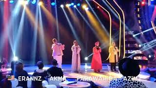Gambar cover FARAWAHIDA, AKMA ABDULLAH, AZIM & ERANZZ LAMBERT DI KONSERT DRAWING GOLDEN MEMORIES ASIA 2019