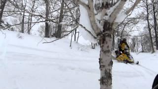 スノーモービル   2012 1 22   Ski-Doo Summit X-RS 159 800R Power T.E.K